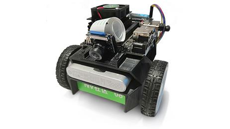 GPUS JetBot