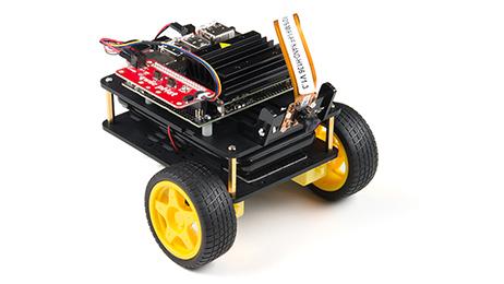 SparkFun JetBot AI Robot Kit